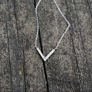 Jewelry - Hamsa hand necklace